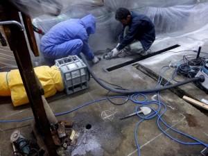 梅乃葉排水工事